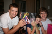 Star Wars Ice Sabers Cook Book from the Brothers